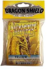 Dragon Shield - Small - 50ct - Yellow