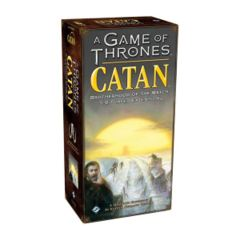 Catan: A Game of Thrones - Brotherhood of the Watch 5-6 Player Extension