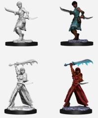 D&D Nolzur's Marvelous Miniatures - Female Human Rogue