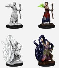 D&D Nolzur's Marvelous Miniatures - Female Human Warlock (Wave 10)