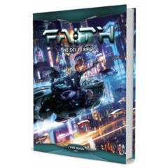 Faith: The Sci-Fi RPG Core Book 2.0