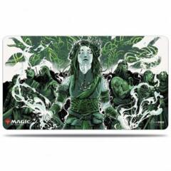 Kaldheim Playmat featuring Esika, God of the Tree for Magic: The Gathering