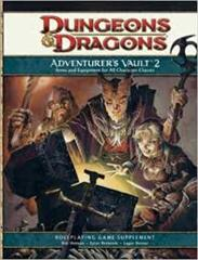 Adventurer's Vault 2 - 4th Edition Hardcover - Used