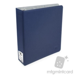 Ultimate Guard Supreme Collector's Album XenoSkin 3 Ring Binder Dark Blue