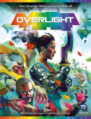 Overlight: Core Rule Book