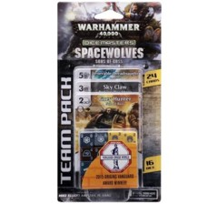 Spacewolves Team Pack
