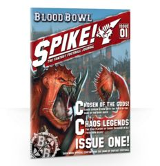 Spike! The Fantasy Football Journal - Issue 1