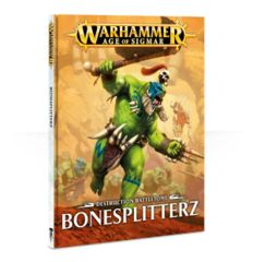 Age of Sigmar Destruction Battletome - Bonesplitterz