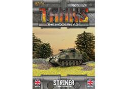Tanks - The Modern Age - Striker - Tank Expansion - British