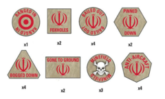 TTK13 Iranian Token Set