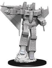 Transformers Deep Cut Unpainted Miniatures - Soundwave