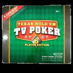 Texas Hold'em TV Poker System