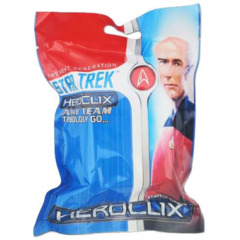 Star Trek Away Team: The Next Generation To Boldly Go Gravity Feed Pack