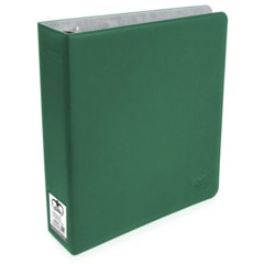 Ultimate Guard Supreme Collector's Album XenoSkin - 3 Ring Binder - Green