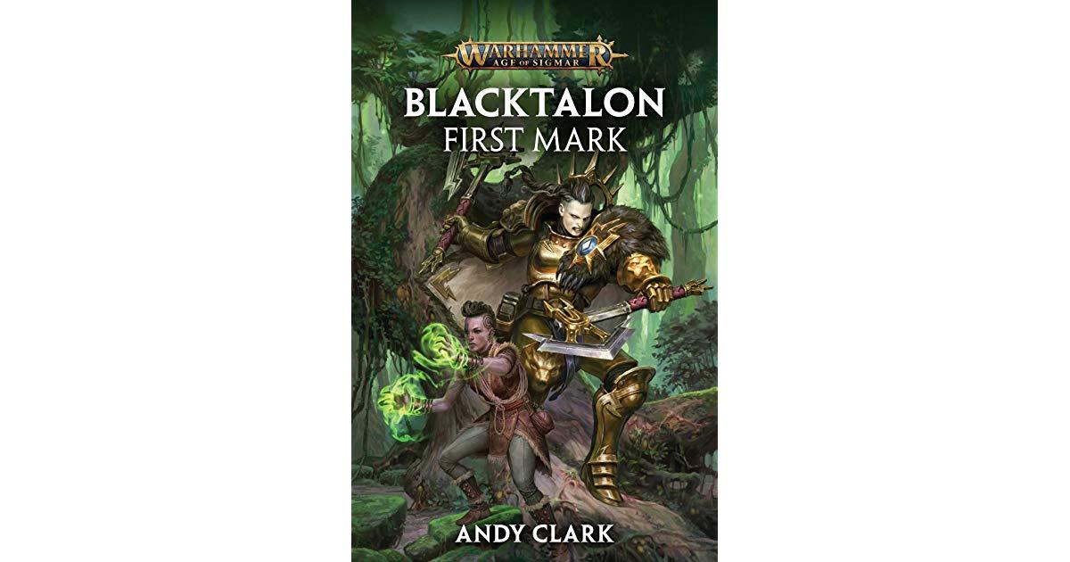 Blacktalon: First Mark (Paperback)