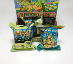Teenage Mutant Ninja Turtles HeroClix: Heroes in a Half Shell - Booster Pack