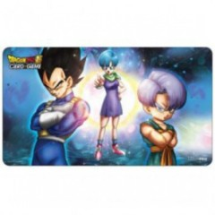 Bulma Vegeta Trunks Playmat