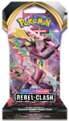 Sword & Shield - Rebel Clash Sleeved Booster Pack