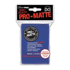 Ultra PRO - Standard - 50ct - PRO Matte - Blue