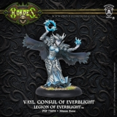 Legion of Everblight Vayl, Consul Of Everblight