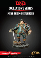 D&D Collector's Series - Mirt the Moneylender
