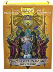 Dragon Shield - Standard - 100ct – Art Classic – Queen Athromark