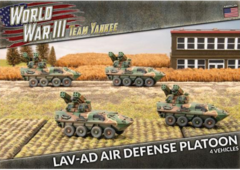 TUBX22 LAV-AD Air Defense Platoon