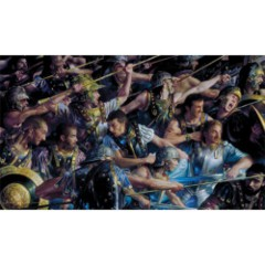 P06 Artists of Magic - Playmat: Faramir at Osgiliath by Donato Giancola