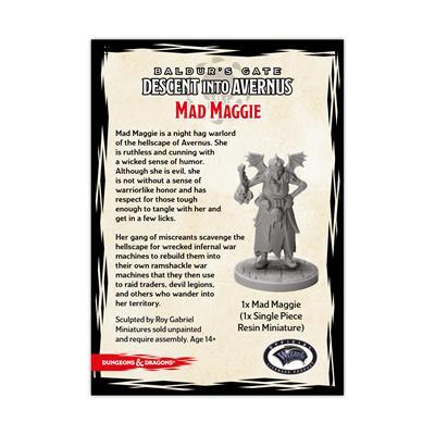 D&D Collectors Series - Mad Maggie