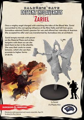 D&D Collectors Series - Zariel