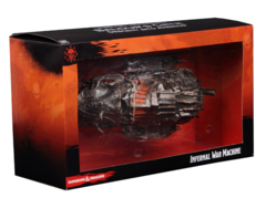 Baldur's Gate - Descent Into Avernus – The Infernal War Machine Premium Figure