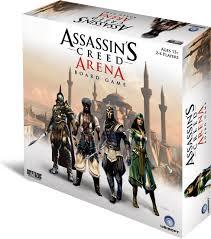 Assassin's Creed Arena: The Board Game