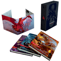 Dungeons & Dragons: Core Rulebooks Gift Set (Fifth Edition)