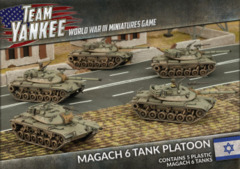 Magach 6 Tank Platoon (TIBX02)