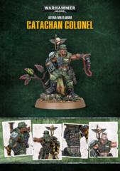 Catachan Colonel - Store Anniversary Miniature