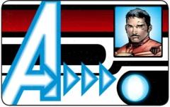 Iron Man - AUID-101