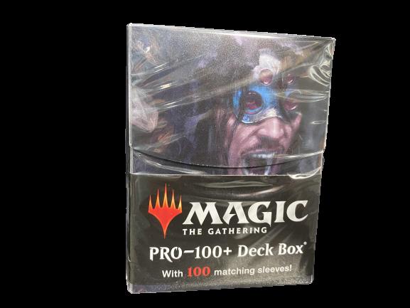 Ultra Pro - Daring Fiendbonder Deck Box - Matching Sleeves 100ct