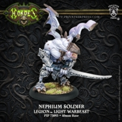 Nephilim Soldier Light Warbeast