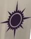 Ravnica Allegiance - Enamel Pin - Orzhov