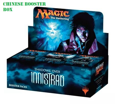 Shadows over Innistrad Booster Box - Chinese Simplified
