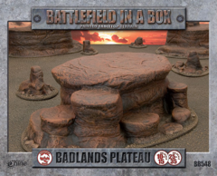BB548 - Badlands Plateau