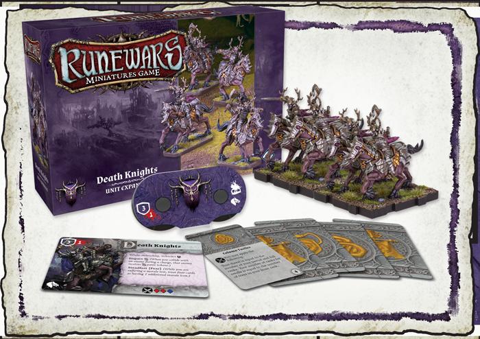 Runewars: Death Knights Unit Expansion