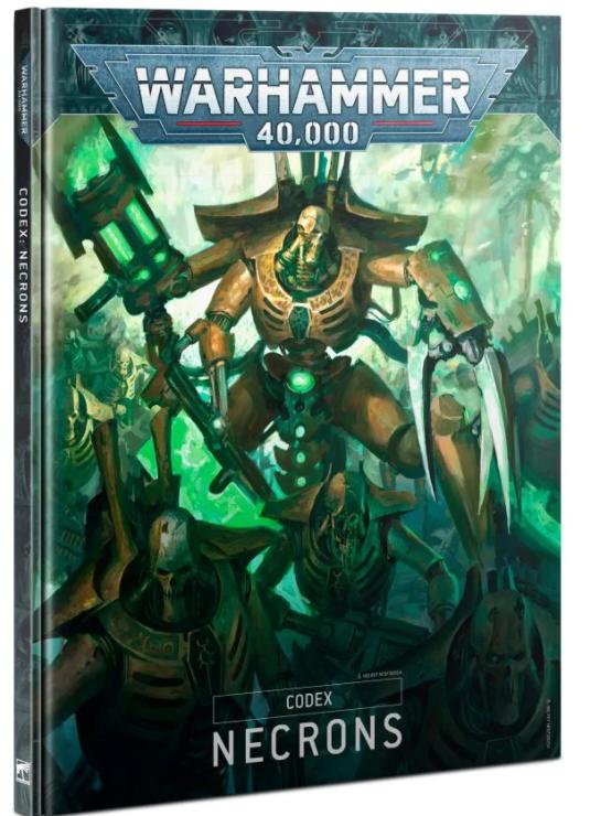 Warhammer 40K - Codex: Necrons
