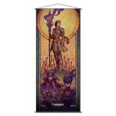 Theros Beyond Death Elspeth Conquers Death Wall Scroll Wall Scroll for Magic: The Gathering