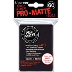 Ultra PRO - Small - 60ct - PRO Matte - Black