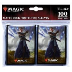 Kaldheim 100ct Sleeve featuring Niko Aris for Magic: The Gathering