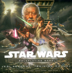 Star Wars: Roleplaying Game - Jedi Academy Training Manual (Used)