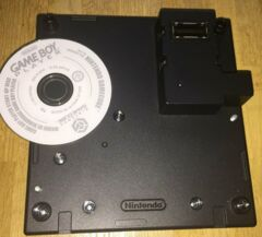 Gameboy Player With Startup Disc for Gamecube - Black