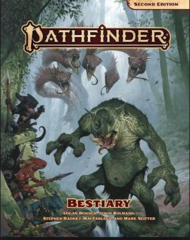 Pathfinder - Bestiary - Second Edition