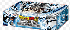 Dragon Ball Super TCG - Special Anniversary Box (Ultra Instict Goku Art)
